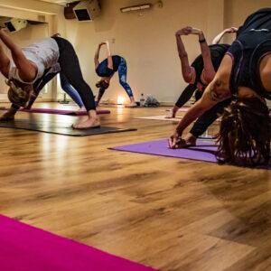 Free Trial – Hot Yoga Class
