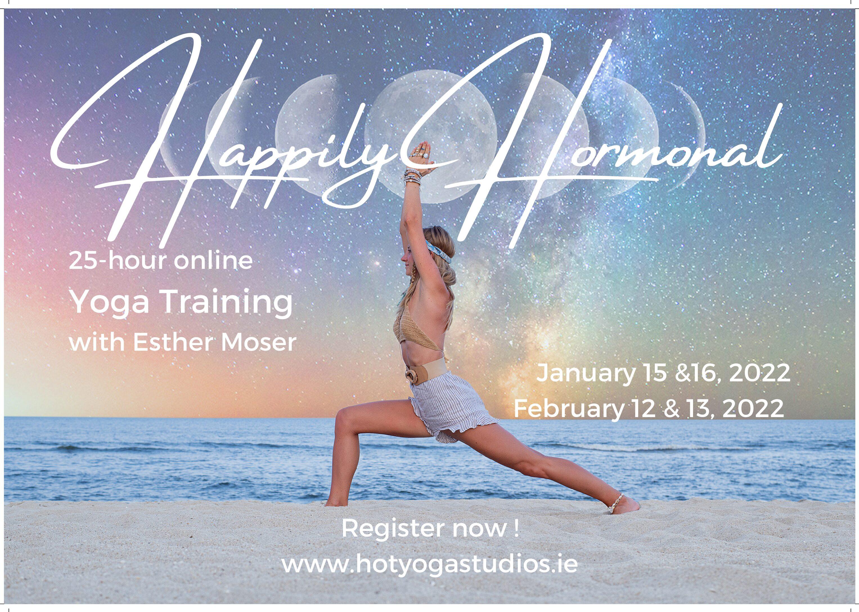 Hormone Yoga Training